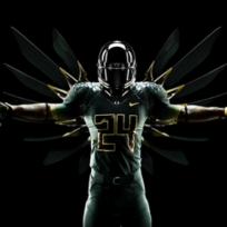 New oregon football uniforms