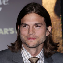 Ashton Kutcher on the Red Carpet