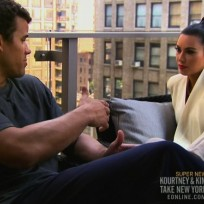 Kim and Kris on KKTNY