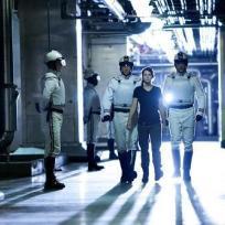 The Hunger Games Scene