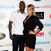 Chad ochocinco and evelyn lozada