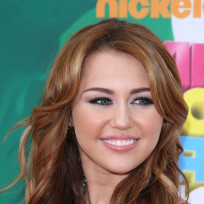 Miley Cyru at Kids Choice Awards
