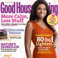 Jennifer Hudson Good Housekeeping Cover