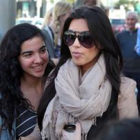 Kim Kardashian, Fan