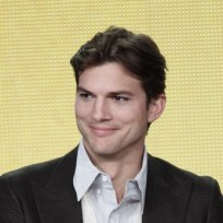 What is Ashton Kutcher's best look?