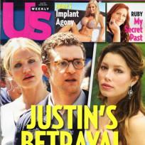Justin Timberlake BETRAYAL!