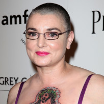 Sinead O'Connor Tattoo Pic