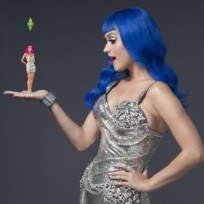 Katy Perry Sims