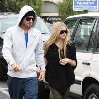 Brody jenner and avril lavigne photo