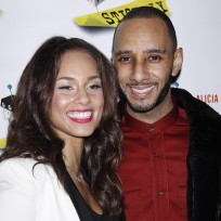 Swizz Beatz, Alicia Keys
