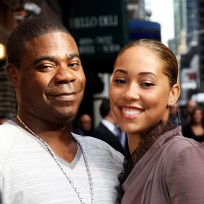 Megan-wallover-and-tracy-morgan