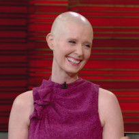 Cynthia nixon no hair