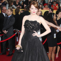 Emma-stone-at-the-sag-awards