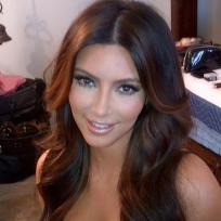 Do you like Kim Kardashian's new hair color?