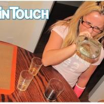 Jenelle Evans Boozing
