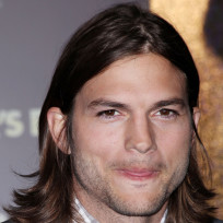 Ashton Kutcher Movie Premiere Pic