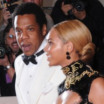Beyonce and Jay-Z Image