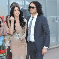 Katy Perry, Russell Brand Image