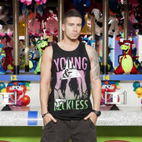 Vinny of Jersey Shore Pic