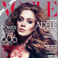 Adele on Vogue