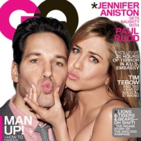 Jennifer aniston paul rudd gq cover