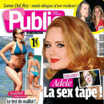 Adele Sex Tape Headline