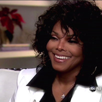 Janet Jackson on Nightline
