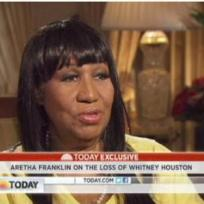 Aretha Franklin on Today