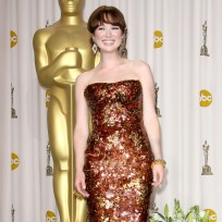 Ellie Kemper at the Oscars
