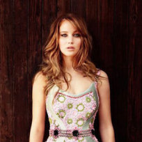 Jennifer Lawrence in Glamour