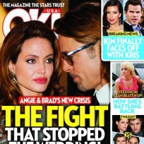 Angelina Jolie and Brad Pitt Wedding: OFF!
