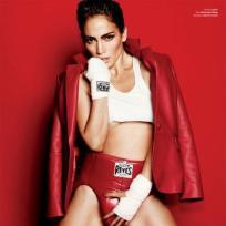 Jennifer Lopez in V