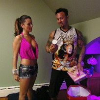 JWoww and Roger Pic