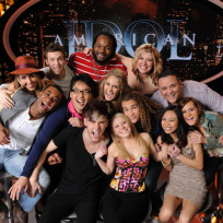 American idol top 13 photo