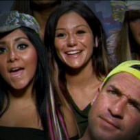 Jersey Shore Group Shot