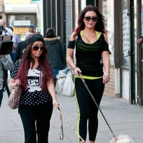 JWoww and Snook