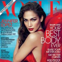 Jennifer Lopez Vogue Cover