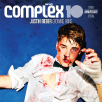 Justin Bieber for Complex