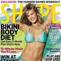 Allison Sweeney Bikini Pic