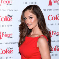 Minka kelly red carpet pic