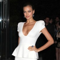 Irina Shayk at Hunger Games Screening
