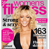 Rihanna Women's Fitness Cover