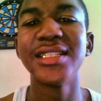 Seventeen-Year-Old Trayvon Martin