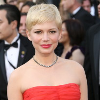 Michelle williams academy awards dress