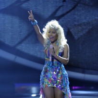 Nicki Minaj on American Idol