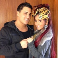 Snooki jionni lavalle engaged