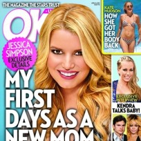 Jessica Simpson Tabloid Cover