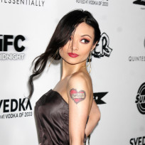 Tila Tequila Red Carpet Pic