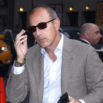 Matt Lauer: King of Cool