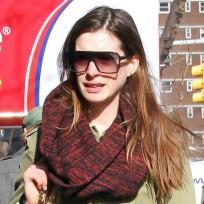 Anne Hathaway, Long Hair